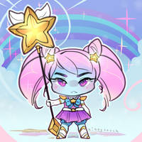 Star Guardian Poppy by KittyCouch