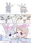 Bunny cops!