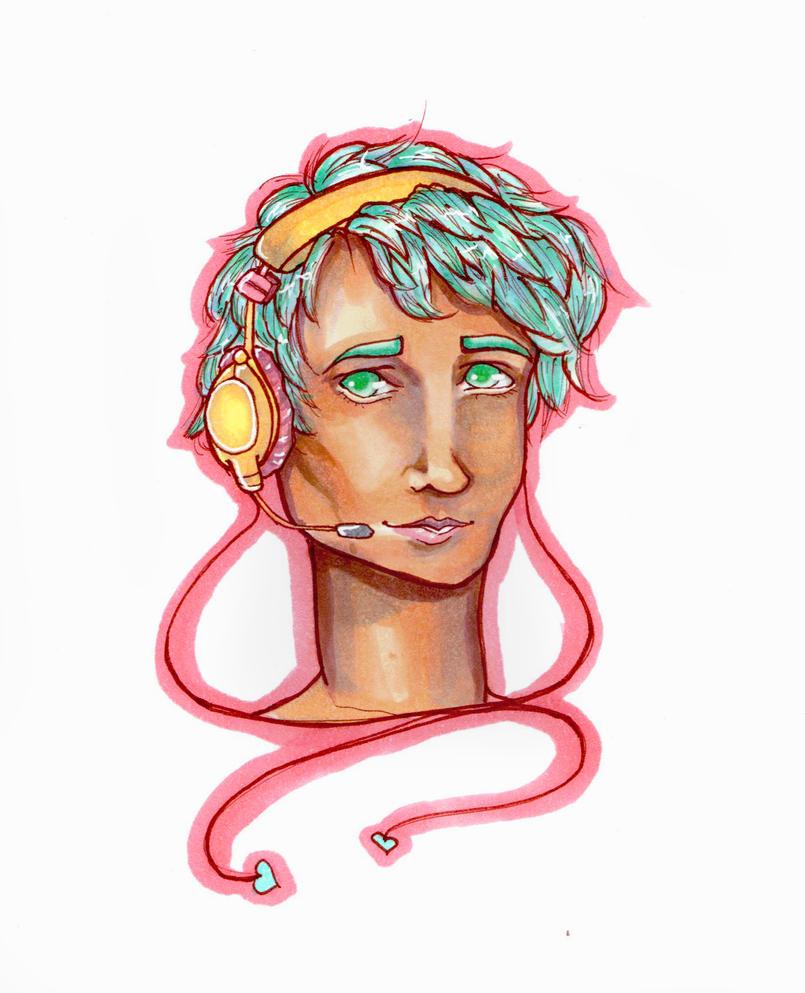 Portrait Commission for Sakuraxls2 by Monique--Renee ... - portrait_commission_for_sakuraxls2_by_monique__renee-d8t6auf