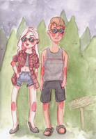 Camp Cool Kid by Monique--Renee