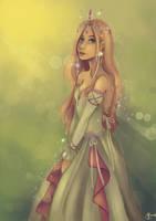 Procreate Fairy by Monique--Renee