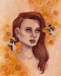 The Hive by Monique--Renee