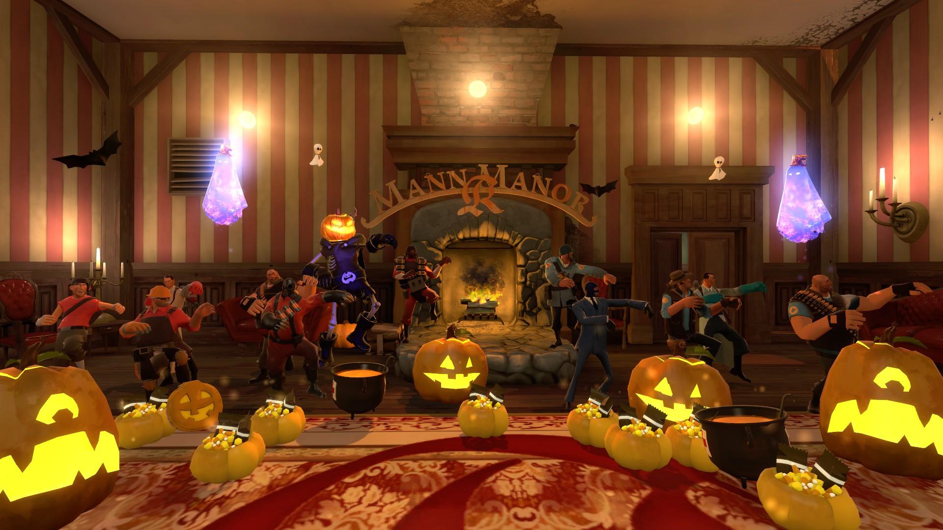 tf2 halloween wallpaper - photo #10