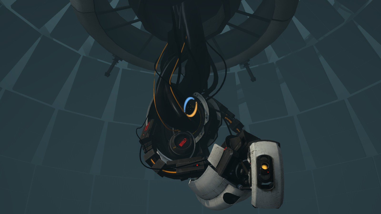 Portal 2 glados by joker4342 on deviantart for 3 portals