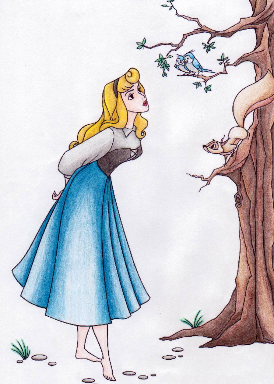 sleeping beauty coloring page by geany10123 on deviantart