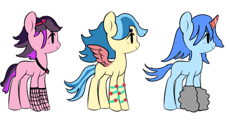 $2/200 pt Pony Adopts! (3/3 OPEN)
