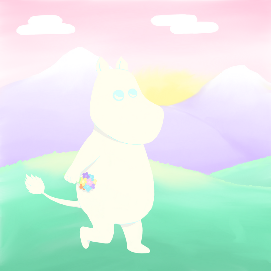 moomin doodle 2 by - photo #31