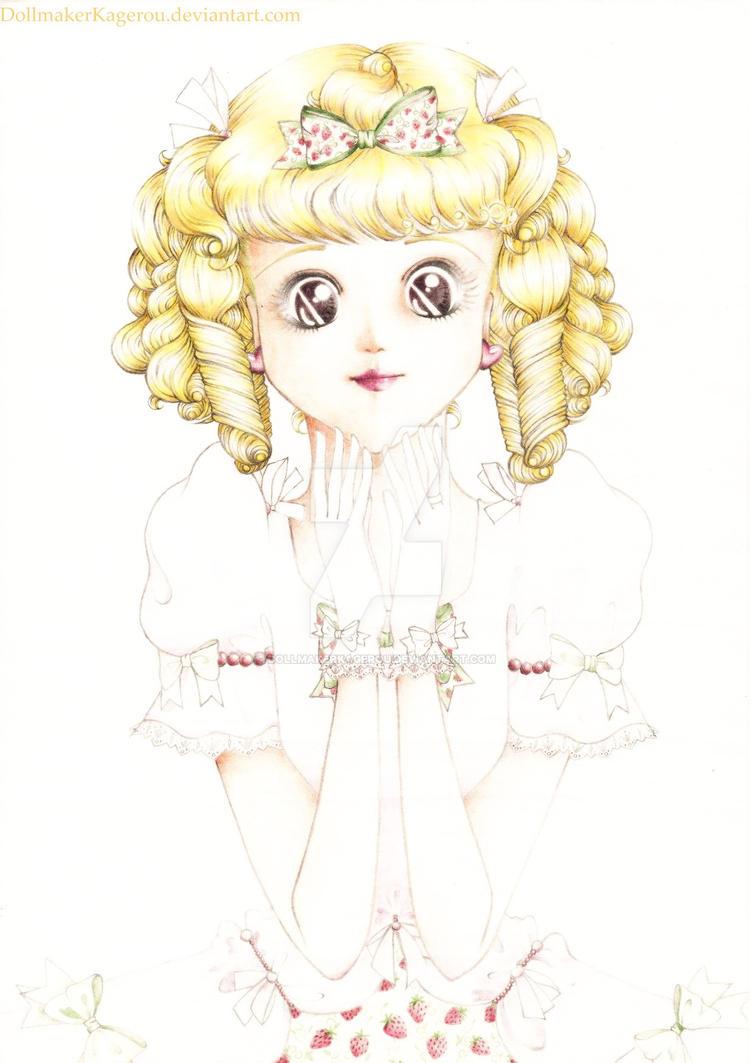Ichigo by DollmakerKagerou