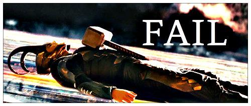 || Loki || FAIL || by EsmeeLeFay