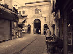 Bazaar Entrance