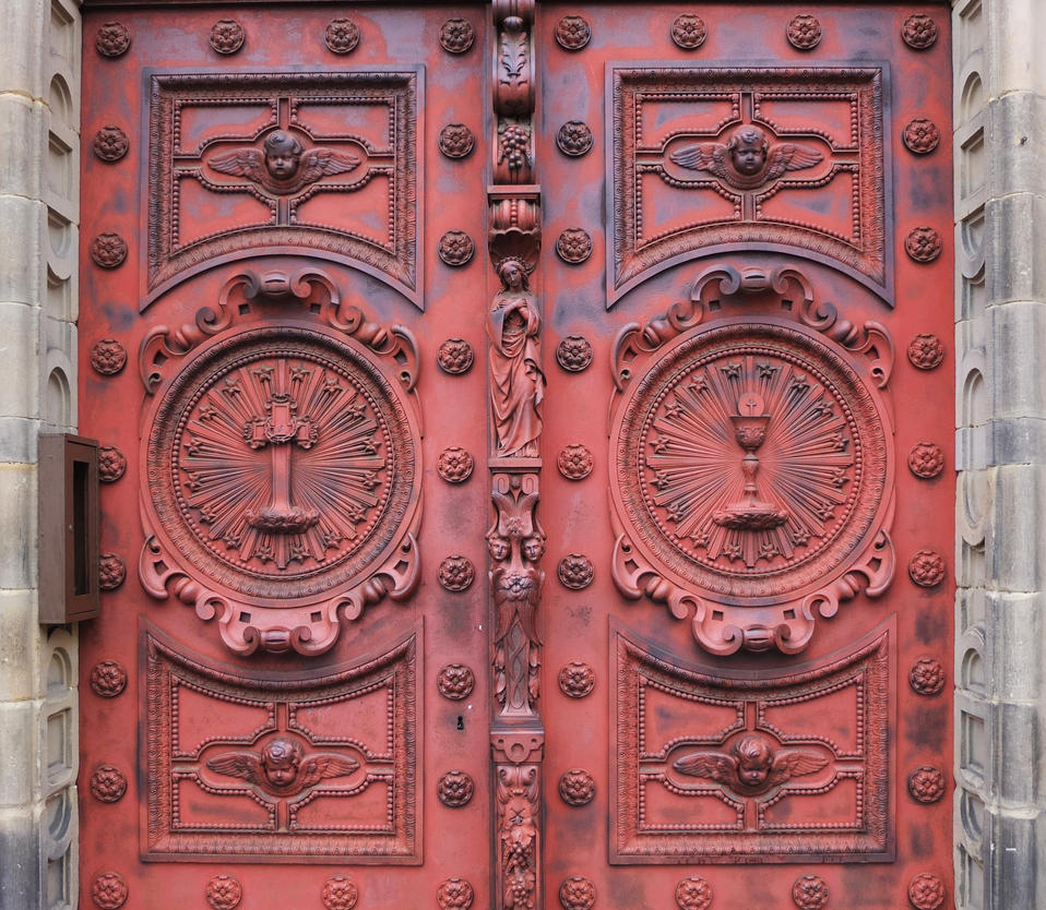 Heavy Doors by Smaragd01 ... & Heavy Doors by Smaragd01 on DeviantArt