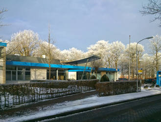Winter Blues by Smaragd01