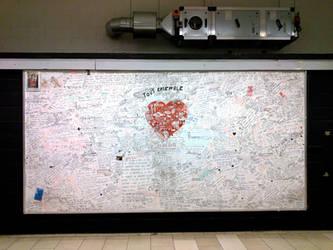 Memorial Wall by Smaragd01