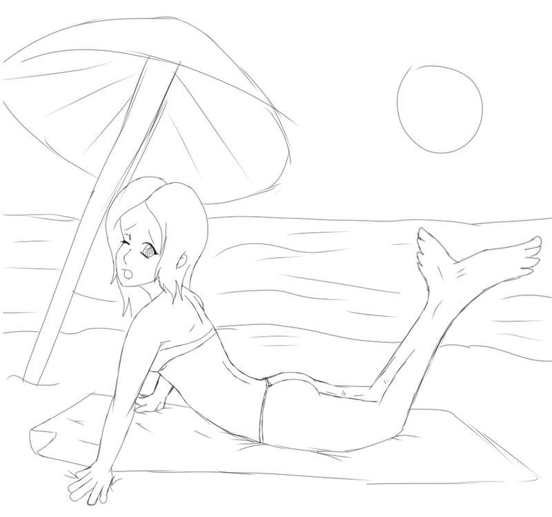 Comission: Mermaid TF for lasserine by Nolhyaa on DeviantArt