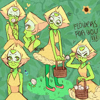 peridot in dress its SOMETHING
