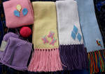 Cutie Mark Scarves