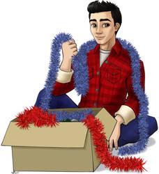 Christmas Virgil