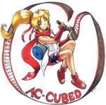 AC3 Mascot Awa - Ninja Style