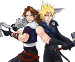 Cloud and Squall