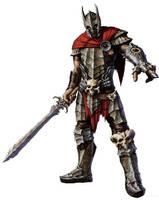 Steel armour by Minionplz