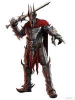 Arcanium armour by Minionplz