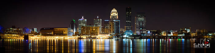 Louisville Skyline by ANNIHILATOR001
