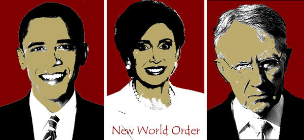 New World Order by psipher