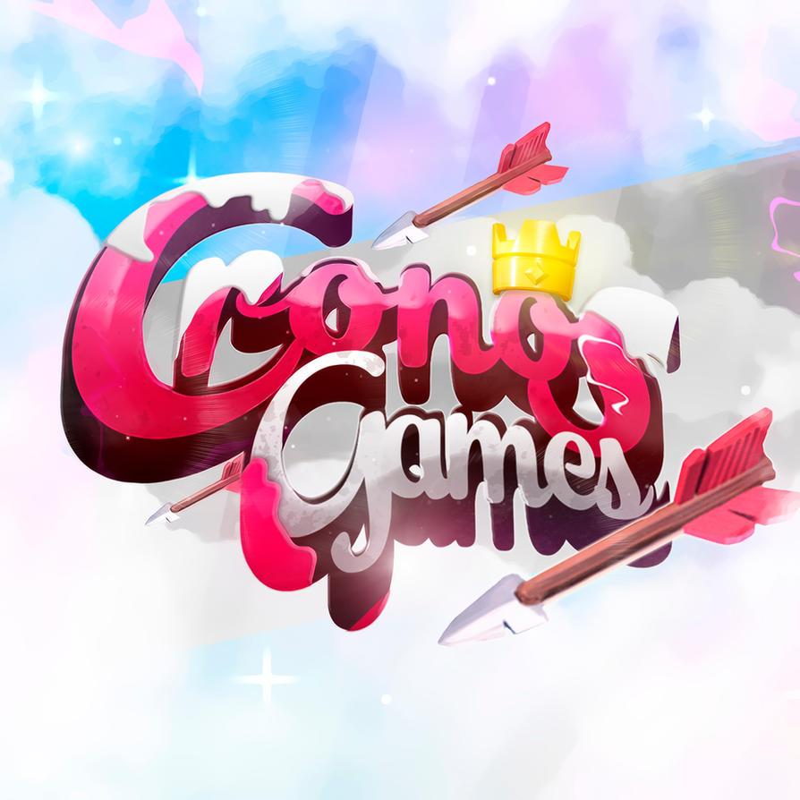 Logo Cronos Games by Alvaro GtaV by AlvaroGtaV