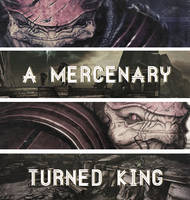 A Mercenary Turned King by Jane-Shepard