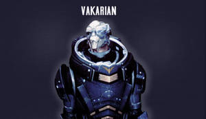 Garrus Vakarian Desktop Wallpaper by Jane-Shepard
