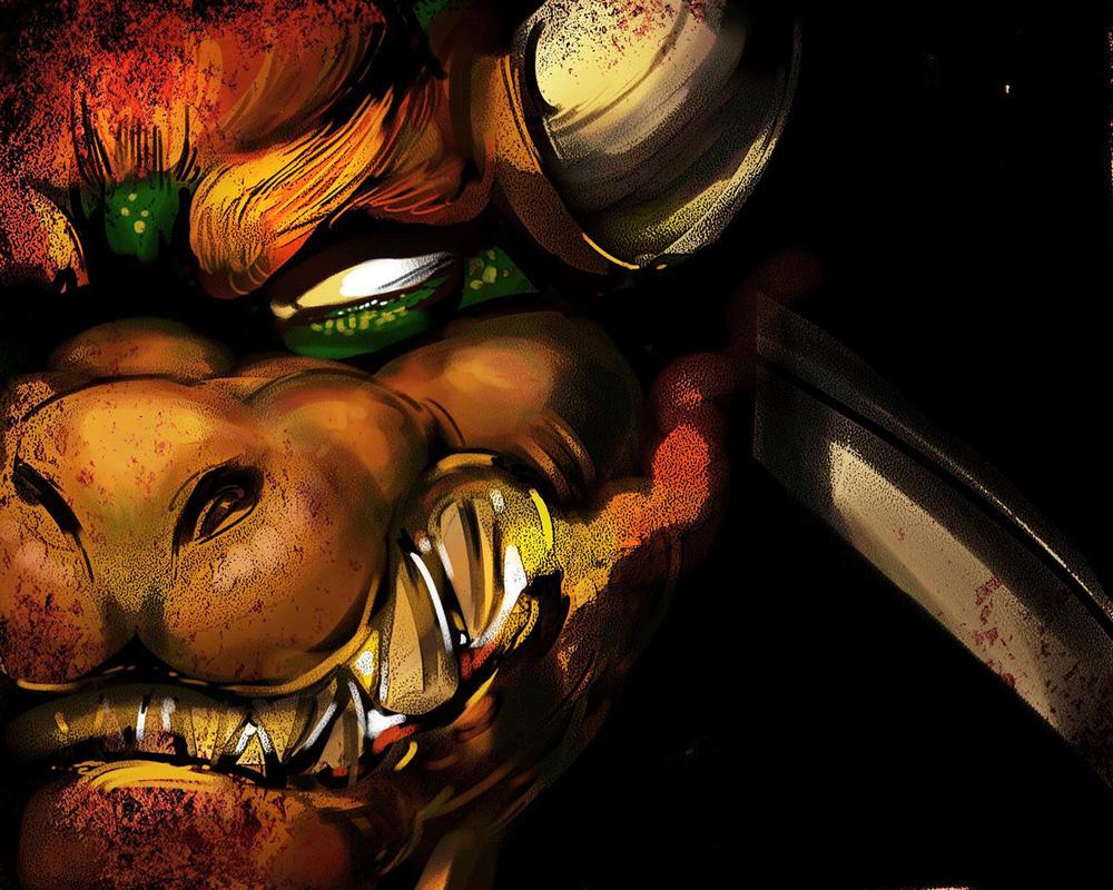 Bowser by BigStickOSalami