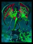 Virescent Dragoness