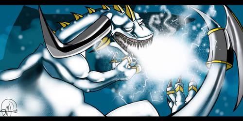 Raw Lightning by InspiredDragons