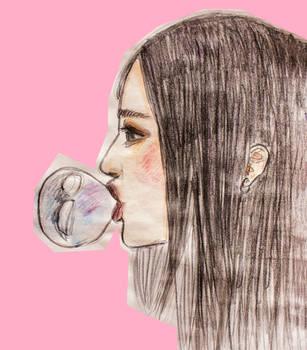 BubbleGum by kaze9th