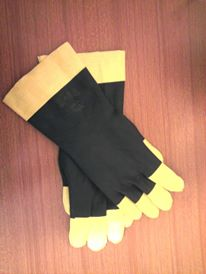 Team Fortress 2 - Pyro's Gloves by Kighto
