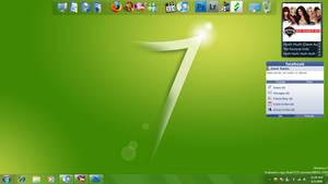Windows 7 Desktop June '09