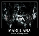 marijuana should be unlegalized by x-ReaperLadyDeath-x