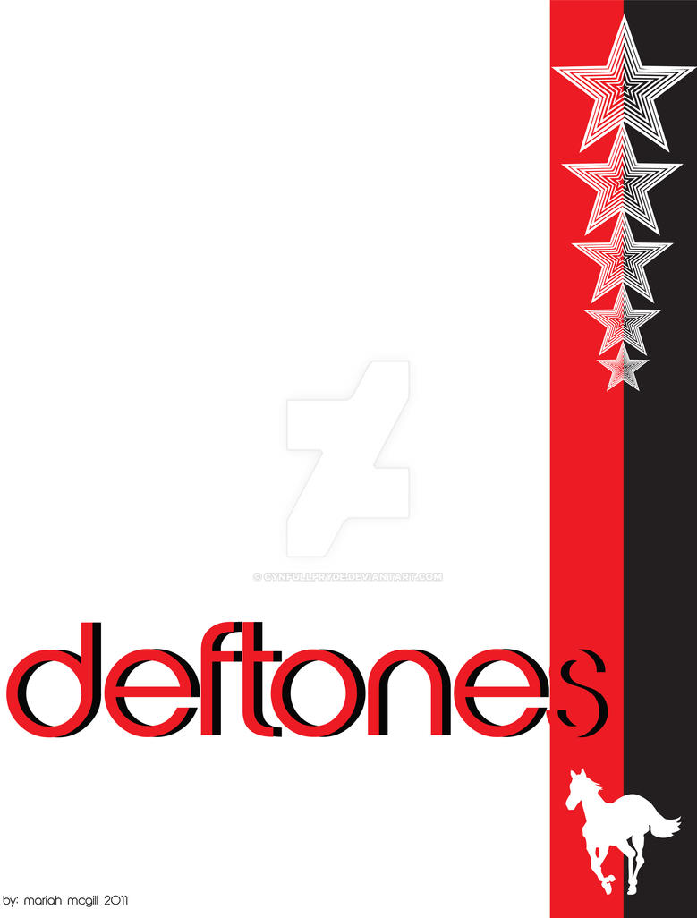 Deftones Shirt idea by cynfullpryde