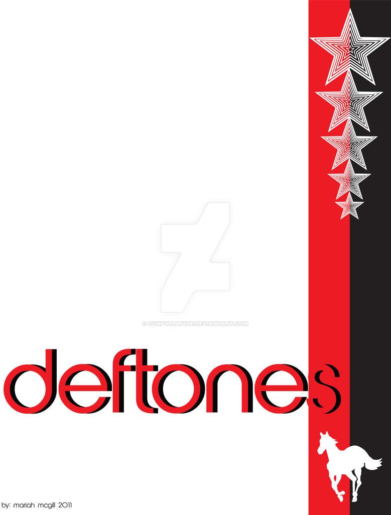 Deftones Shirt idea by cynfullpryde