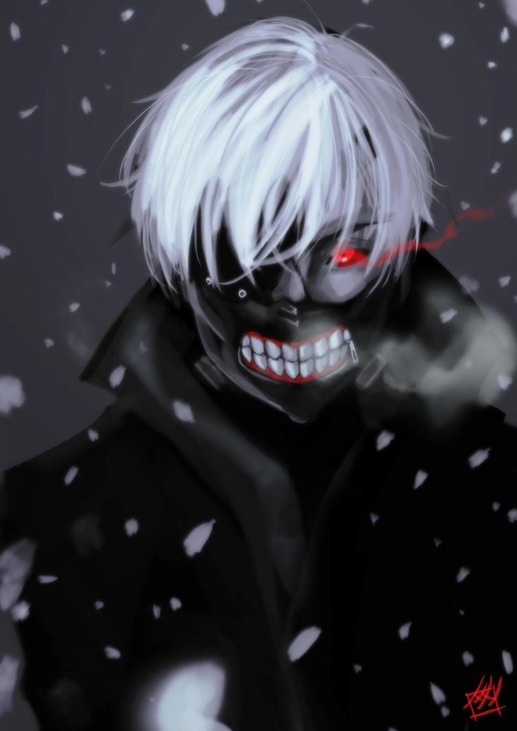 Tokyo Ghoul by zearz