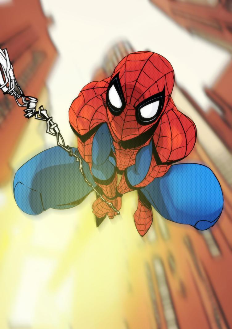 Spiderman by zearz