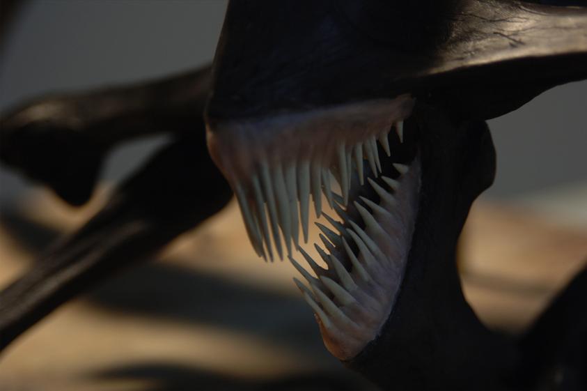 Pitch Black Alien teeth by Firebli9ht on DeviantArt