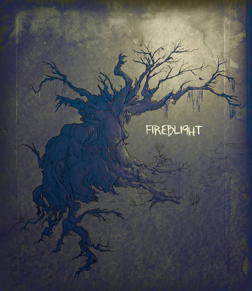 The Tree by Firebli9ht