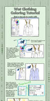 Coloring Wet Clothing Tutorial