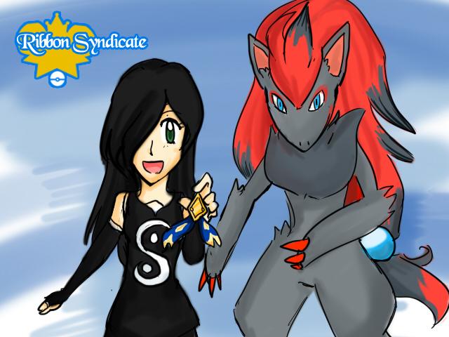 Ribbon Syndicate- Ila and Zoe by xXEternal-twilightXx