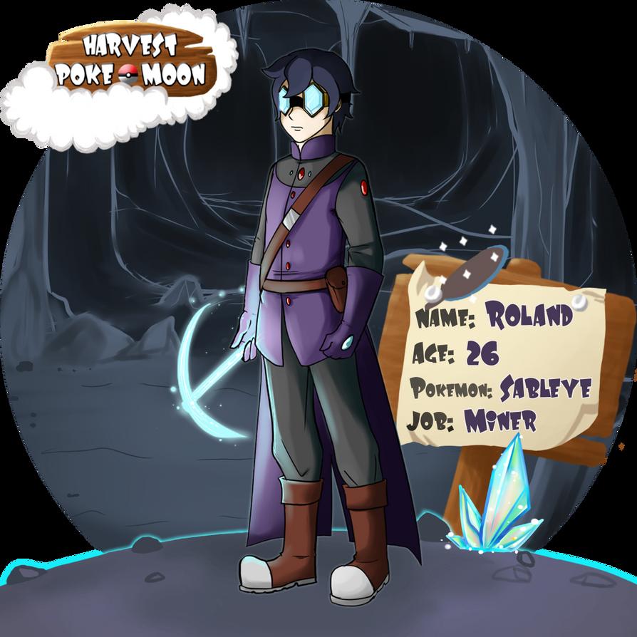 HPM: Roland Winter by xXEternal-twilightXx