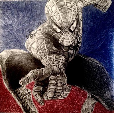 Spider-Man Color Bg