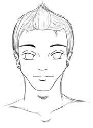 Portrait Line Art [WIP]