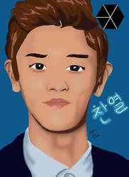 Park Chanyeol [Gift Part 2]
