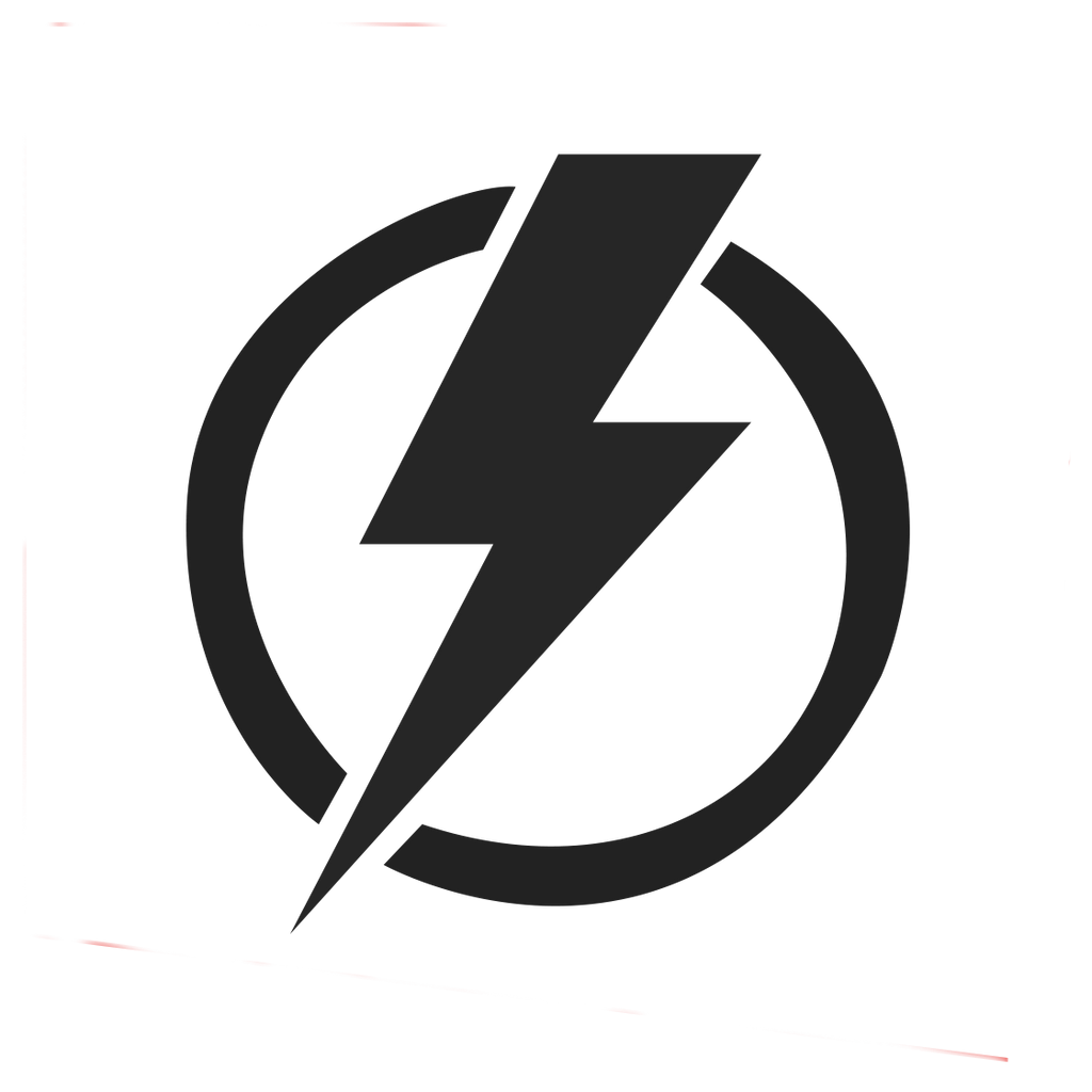 Energy lightning power electric electricity logo by Andrea-Perry ...